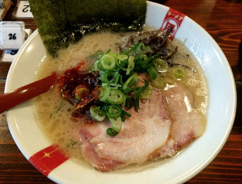 Ramen: Ramen Nagi Butao in Shibuya | Information and Reviews